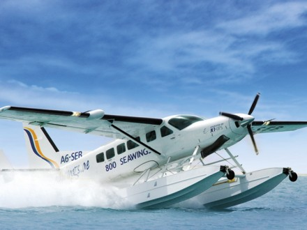 Seaplane tour in Halong