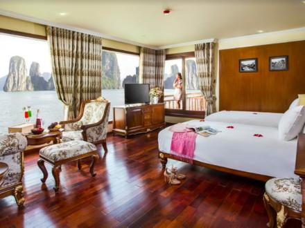 Emperor Cruise Halong - Royal Suite